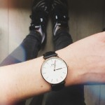New in: Daniel Wellington horloge