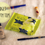 5 Budget beauty tips