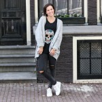 Outfit: Amsterdam met Danique