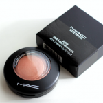 New in: MAC Mineralize Blush Warm Soul