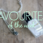 Favourites of the week #1