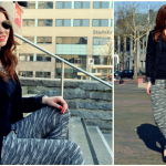 Outfit: chill broek Vila