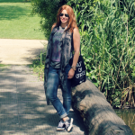 Outfit – chillen in Sarphatipark
