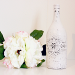 Painted bottles – Uniqué Home Collection