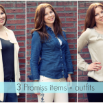 New in: Promiss + outfits