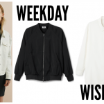 Weekday wishlist